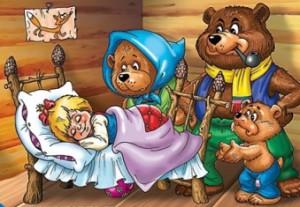 три-медведя